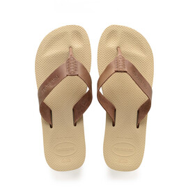 havaianas Urban Special Sandały Mężczyźni beżowy/brązowy